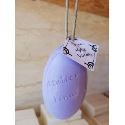 Savon corde parfum Violette