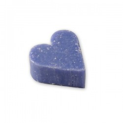 Savon coeur parfum Violette