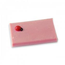 Savon invité parfum rose