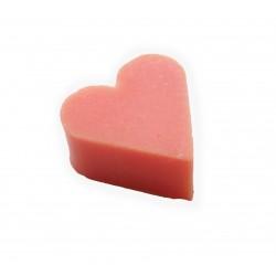 Savon coeur parfum muguet