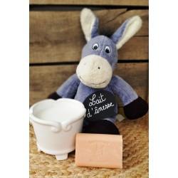 Savon au lait d'ânesse parfum Calendula