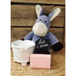 Savon au lait d'ânesse parfum Vanille